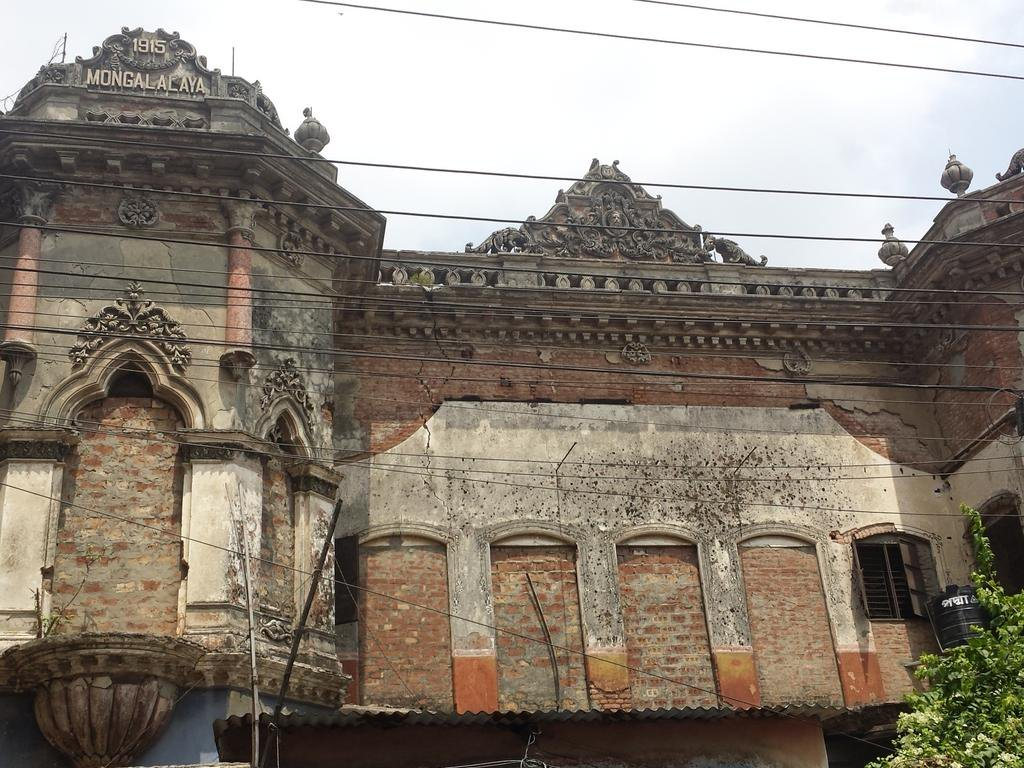 British colonial structures in Old Dhaka #cba10 #urbanhistory https://t.co/mh7kXaukGl