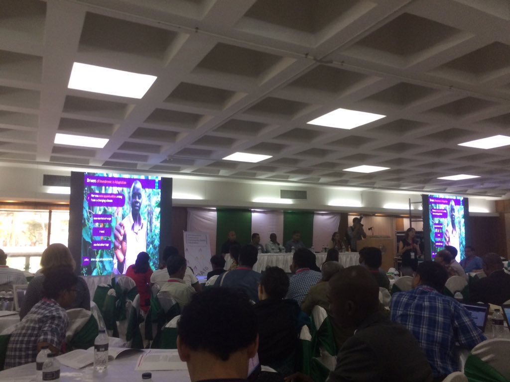 Day 2 of #CBA10 kicks off with a session on SMEs & resilience. https://t.co/X6ZavJPDbC