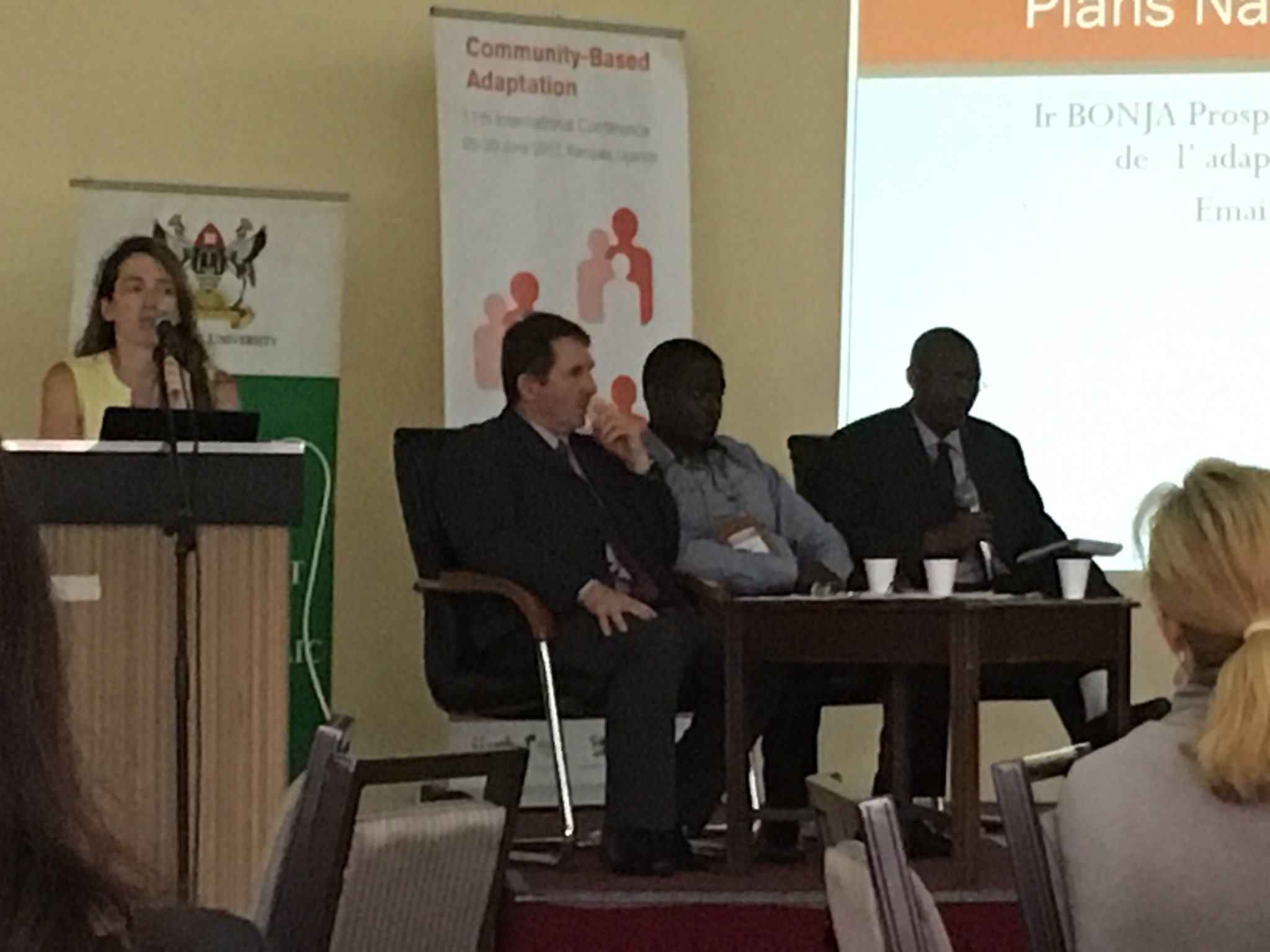 C'est genial! Thoughtful mapping+inclusion of vulnerable communities +alignment 2 local plans in the #Burundi NAP #CBA11 https://t.co/y4p49tIrju