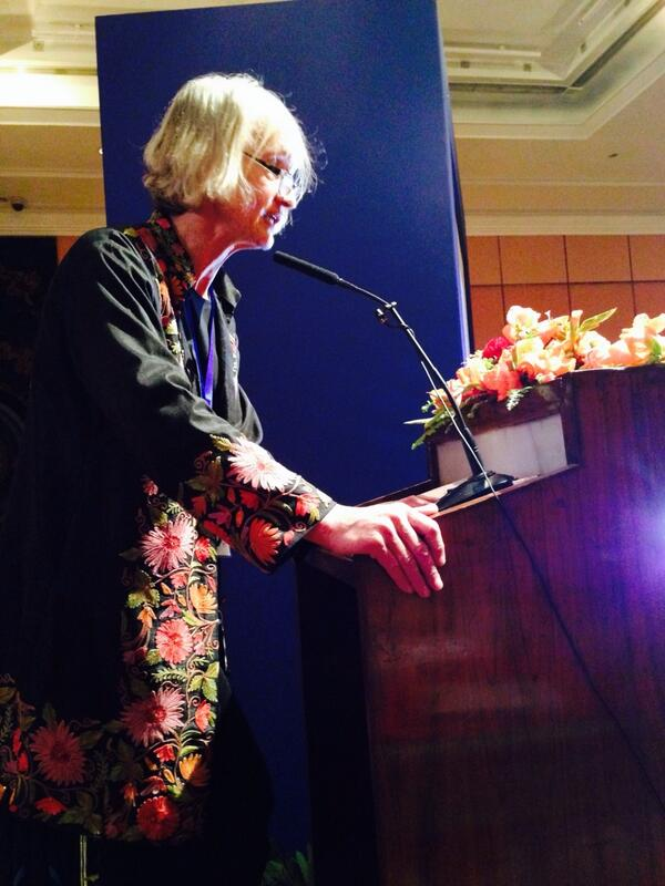 Camilla Toulmin says communities have untapped knowledge and innovation #CBA8 http://t.co/S9inRjnKg4