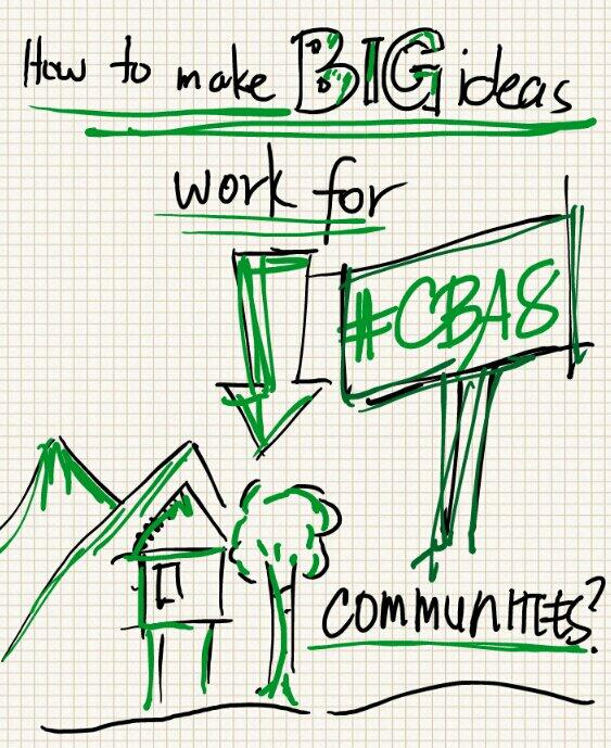 #CBA8 provides thinkers, implementers, and advocates a platform and opportunity to have more gamechanging talks. http://t.co/fmpceEmDaM