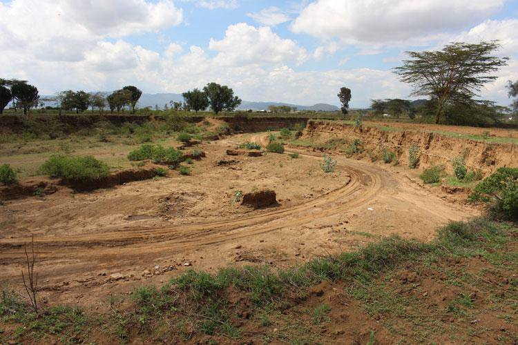 This soil erosion, which led to displaced soil BURYING homes a km away, could mean an entire town is displaced #CBA9 http://t.co/7y3aDsIryp