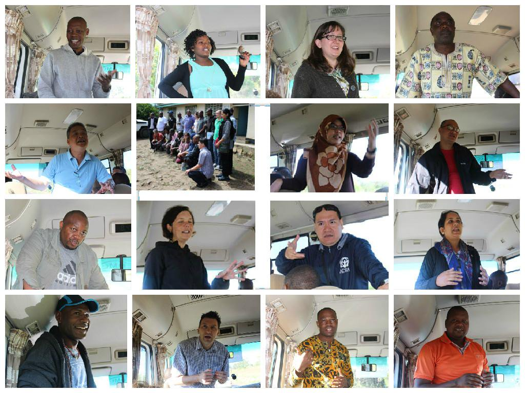 Meet the members of #CBA9 field trip C! Learning from one another and those we meet about community-based adaptation http://t.co/ncOCj0NWrt