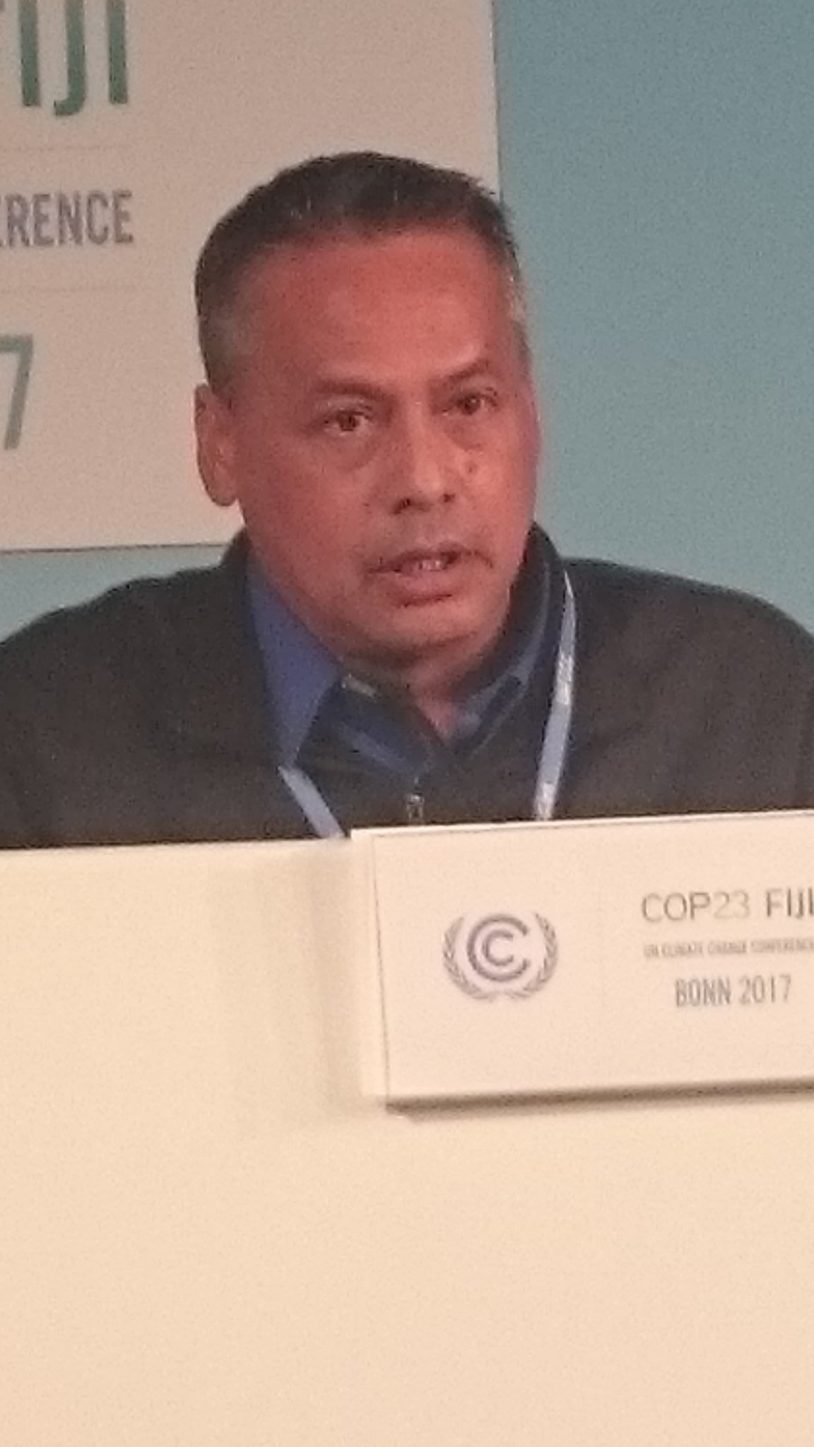 William Kostka, dir. of Micronesia Conservation Trust, the small grant fund with an accreditation at the #GreenClimateFund, says that 'it's only easy to spend money if you don't care how it's spent and if it's effective'. This small grant fund knows very well where money matters! https://t.co/At4PSoeTyo
