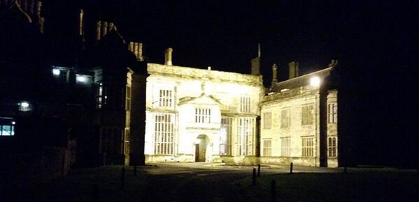 It's morning @WiltonPark now, but here's a photo of conference venue Wiston House last night #LDCpriorities #post2015 http://t.co/CTjZZfC9tz