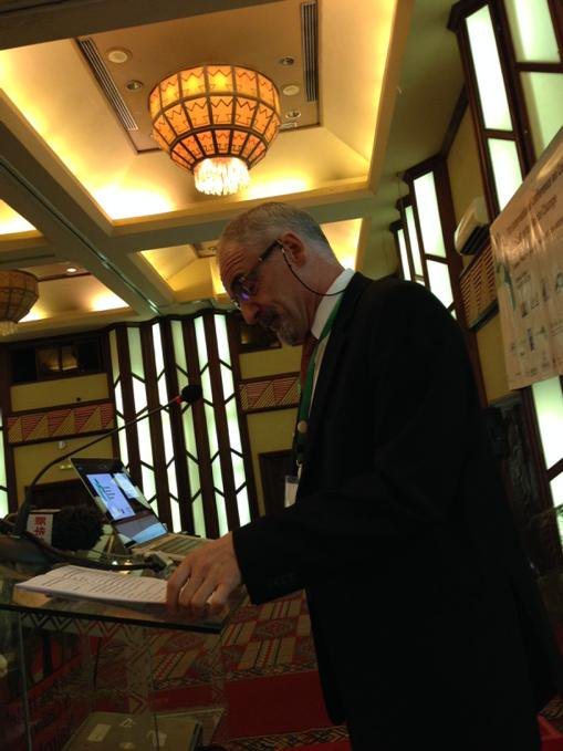 Simon Carter from @IDRC_ROSSA @IDRC_AFRIQUE opening #CBA9 http://t.co/eZ8Uy48mQS