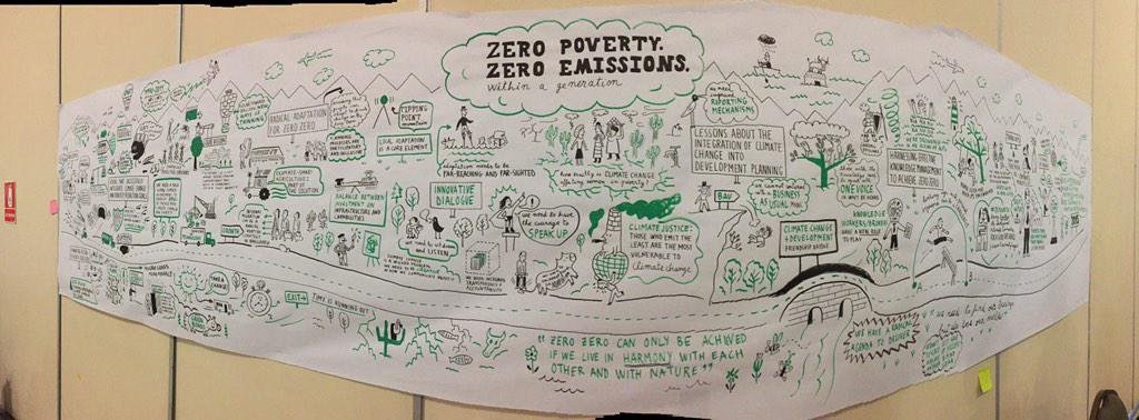 How to reach #zero poverty #zeroemissions within a generation? here you have the answer! #zerozero #COP20Lima http://t.co/HRjN7LEbY7